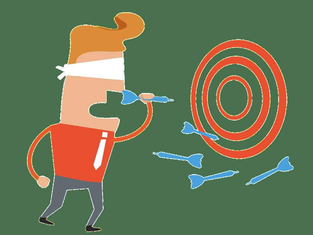 Análisis configuración de objetivos. Analizar objetivos. Analítica web