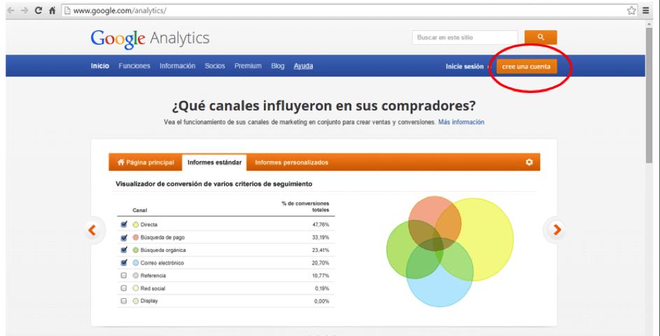 Analisis web. Herramienta para analizar una web con el fin de medir el tráfico web e interpretarlo. Analitia Analítica web Mallorca