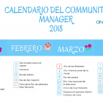 calendario marketing de contenidos 2018 - analitia marketing online mallorca